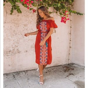 NWT Perfect Autumn Dress 🍁